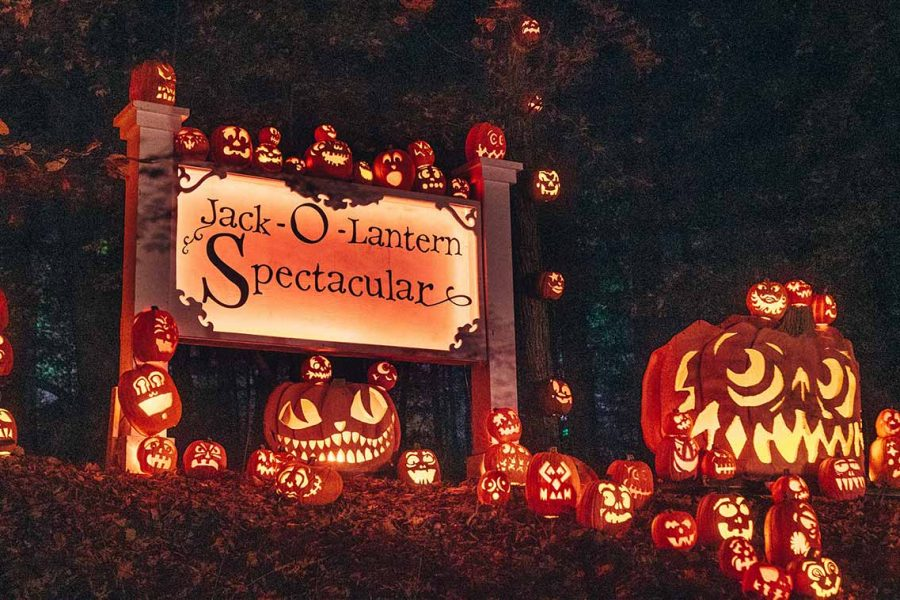 The ultimate visitor's guide to the Louisville Jack O Lantern Spectacular at Iroquois Park in Louisville, Kentucky.