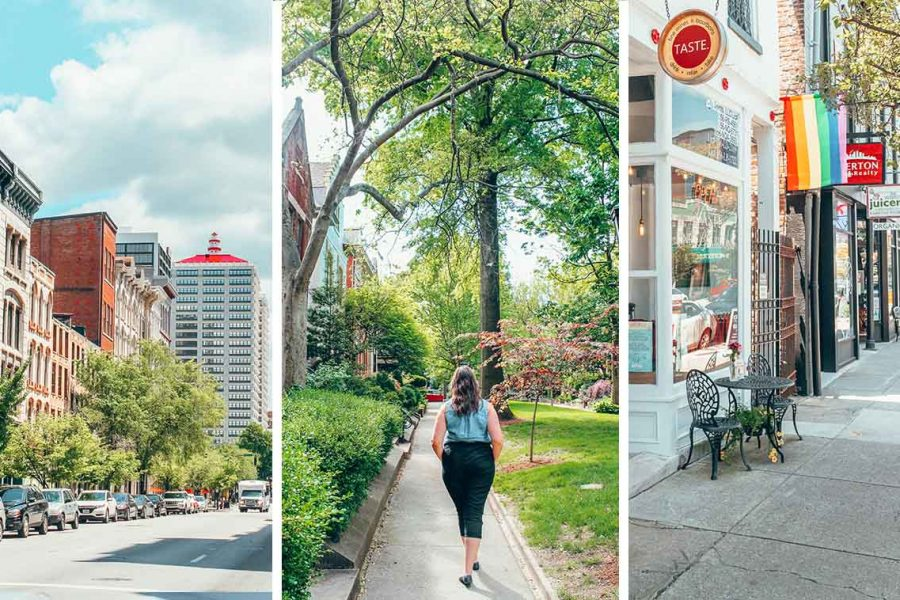 Where to Stay in Louisville Kentucky by neighborhood - and where not to stay!